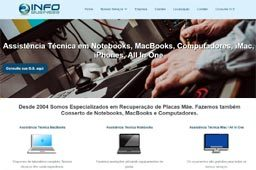 Assistência técnica de notebooks Salvador BA